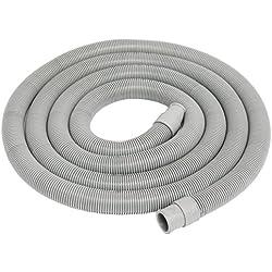 Tuyau de vidange pour lave-linge et lave-vaisselle 2,5 m