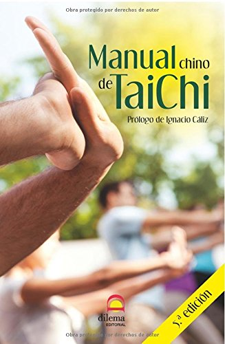 Manual chino de TaiChi por Ignacio Cáliz