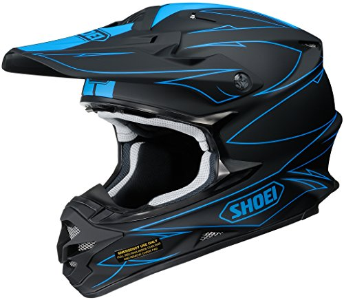 Shoei Hectic VFX-W Off-Road Motorcycle Helmet - TC-2/ Medium