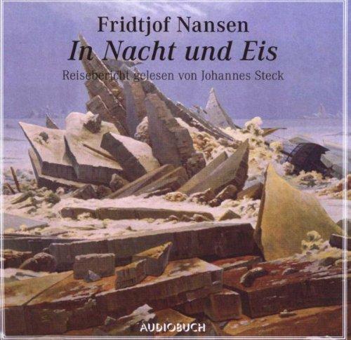 Buchseite und Rezensionen zu 'In Nacht und Eis. 1 CD' von Fridtjof Nansen