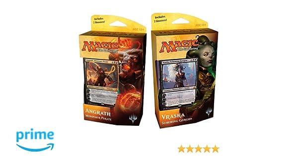 MtG Magic the Gathering Ixalan Dinosaur Deck Paket