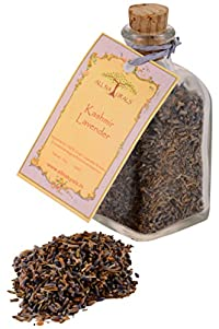 Lavender Flowers Shade Dried 15g Intensely Fragrant 100% Pure & Natural Product of Kashmir, for Potpourri, Pillows, Bath and Cosmetics by All Naturals