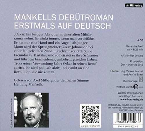 Der Sprengmeister (Non-Wallander, Band 8): Alle Infos bei Amazon