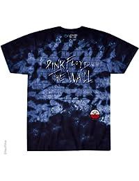 Pink Floyd T-Shirt - Brick in the Wall (Batik ,mehrfarbig)Pink Floyd Shirt - Official Merchandise !!!