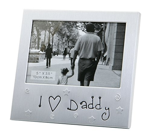 Mopec M601 - Marco de fotos I love Daddy, pack de 1...