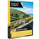 Smartbox DAKOTABOX - Caja Regalo - EUSKADI GOZATU - 840 esperientzia Euskadi sentitzeko / 840 Experiencias para Sentir Euskadi