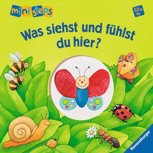 Ravensburger 04034 Was siehst und fühlst du?
