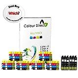 30 Colour Direct Compatible Cartouches d'encre compatibles Remplacement Pour Epson...