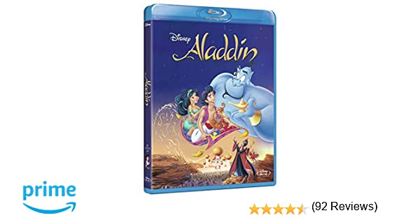 Aladdin Amazonit Ron Clements John Musker Film E Tv
