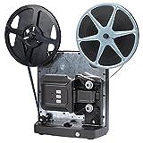 FILMSCANNER MIETEN 1 Woche, Reflecta Super 8 Scanner, Super 8 Filme digitalisieren (max. Spulendurchmesser 21 cm), Auflösung: Full-HD