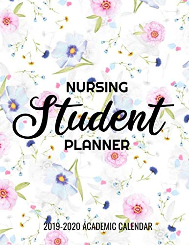 Calendario Serie B 2020 2020.Nursing Student Planner 2019 2020 Academic Calendar The Prettiest Gift For A Student Nurse Use This As A Planner An Organizer Or A Journal During
