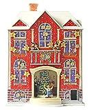 Musicbox Königreich Skandinavisches Design Advent Kalender Deko Box