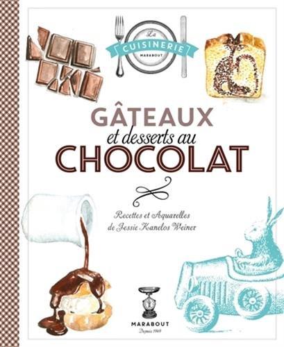 Gâteaux et desserts au chocolat