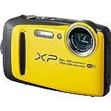 Fujifilm Digital Kamera FinePix XP120 16,4 MP gelb Test