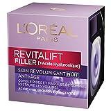 L' oréal Paris Revitalift Filler Cura Notte revolumisant 50ml