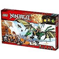 LEGO Ninjago 70593 - Der Grüne Energie-Drache