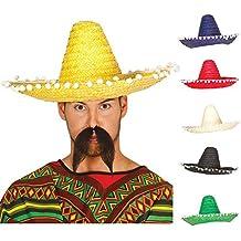 Amazon.es  sombrero mejicano - 3-4 años 9dd4afa1db0