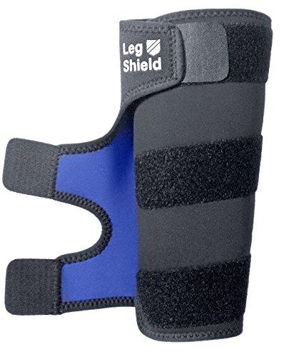 Hosenschutz für Radfahrer - Schutz vor Kettenfett und -öl - Vollschutz, nicht nur Klammerung wie bei Anderen Reflektorbändern oder Straps - Komfortabler Sitz, Einfache Handhabung (1 Stück)