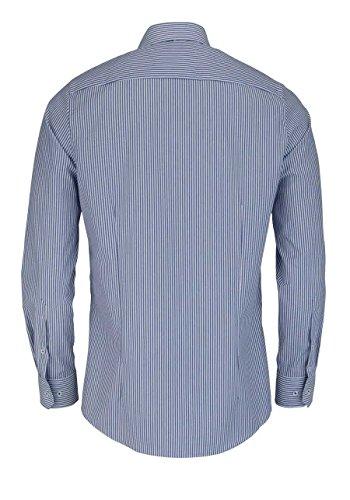 Venti Herren Businesshemd Blau (Blau 101)