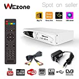 Best Fta Receivers - Wezone 8007 DVB-S2 Set Top Box Free to Review