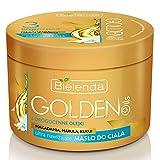 Bielenda Golden Oils Moisturizing Body Butter 200ml Argan Oil, Marula Oil, Kukui Oil