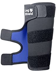 Leg Shield- Beinschutz zum Radfahren - Schutz vor Kettenfett und -öl (Liefermenge: 1 Stück)