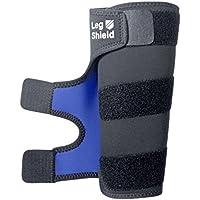 Leg Shield Hosenschutz für Radfahrer - Schutz vor Kettenfett und -öl - Vollschutz, Nicht Nur Klammerung Wie bei Anderen Reflektorbändern oder Straps - Komfortabler Sitz, Einfache Handhabung (1 Stück)