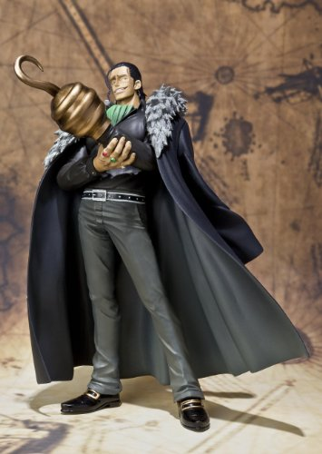 "Bandai Tamashii Nations Figuarts Zero Crocodile ""One Piece"" (Static Figure) (japan import) 2"