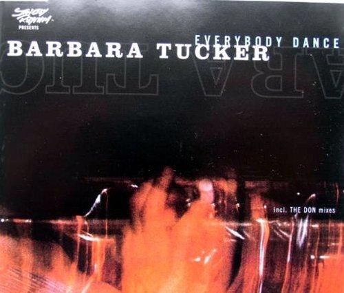 Preisvergleich Produktbild Everybody dance (5 versions)/Urban navigator by Barbara Tucker (1998-06-04)