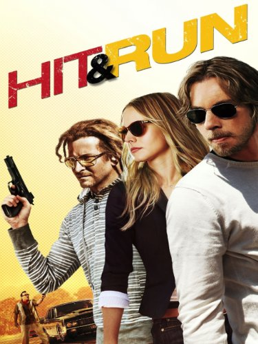 Hit & Run (2012) Cover