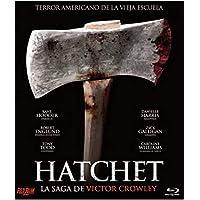 Hatchet, saga de Victor Crowley