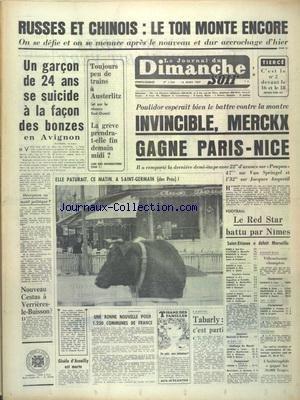JOURNAL DU DIMANCHE (LE) [No 1164] du 16...