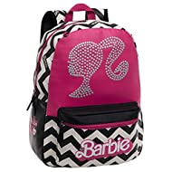 Mattel Barbie Dream Set de Sac Scolaire, 42 cm, Rose
