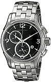 Hamilton Herren-Armbanduhr XL Chronograph Quarz  Edelstahl H32 612 135