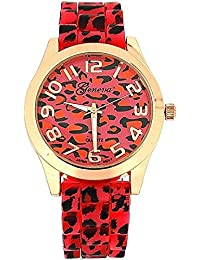 Geneva - Womens Watch - GE0641A red