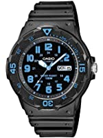 Casio Herren-Armbanduhr Analog Quarz Resin MRW-200H-2BVEF