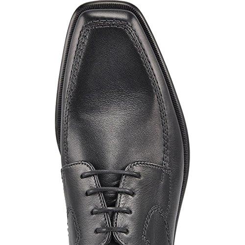 LLOYD Herren DUMAN 25-649-20 - Classic-Business-Schnürschuh - Naxos Calf Leder (schwarz) - Lonzo Gummisohle Schwarz