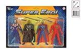 Toys Garden Srl Super héroes Unidades