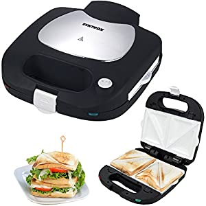 Beste Sandwichtoaster: Syntrox Germany Chef Maker