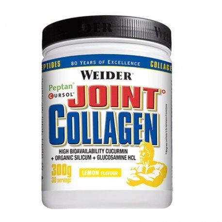 Weider Joint Collagen, Fórmula Protectora de Articulaciones, Sabor Limón - 300 gr