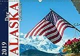 Der Alaska Kalender (Wandkalender 2019 DIN A3 quer): Ein Monatskalender mit 12 wunderschönen Fotos, aufgenommen in der Wildnis Alaskas. (Monatskalender, 14 Seiten ) (CALVENDO Natur) - Max Steinwald