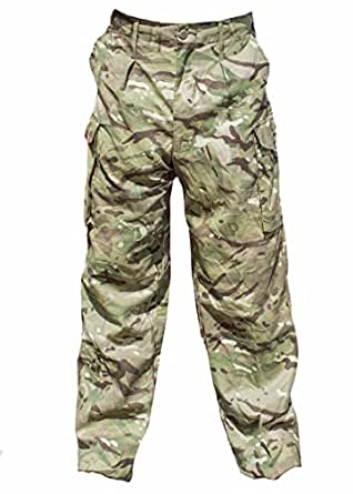 "Genuine British Army MTP Combat Trousers (75/80 (31.5""))"