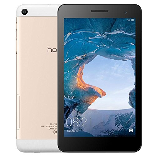 Huawei Honor MediaPad BGO-DL09 Tablet (16GB, 7 inches, 4G) Rose Gold, 2GB RAM Price in India
