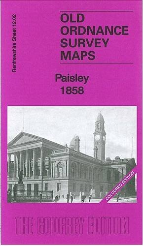 Paisley Bell (Paisley 1858: Renfrewshire Sheet 12.02a (Old Ordnance Survey Maps of Renfrewshire) by Gilbert Bell (2012-02-01))