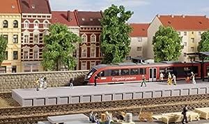 Auhagen - Estación ferroviaria para modelismo ferroviario (41634)