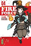 Fire Force Edition simple Tome 4