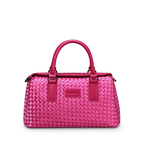 Lady borsa di modo tessuta/Shoulder Bag Messenger-C B