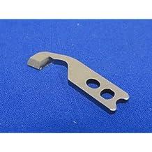 Cuchilla Superior de Máquina Remalladora, para Janome 104D, 134D,
