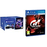 PS VR V2 + Camera + VR Worlds (Voucher) - PlayStation 4 [Bundle] + Gran Turismo Sport - PlayStation 4