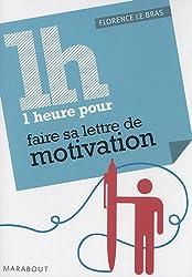 1 Heure pour préparer sa lettre de motivation